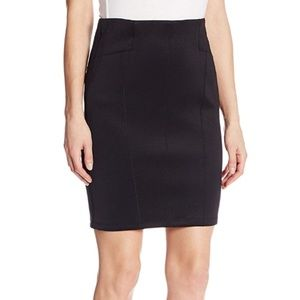 NWT Rebecca Taylor Modern Stretch Pencil Skirt 6
